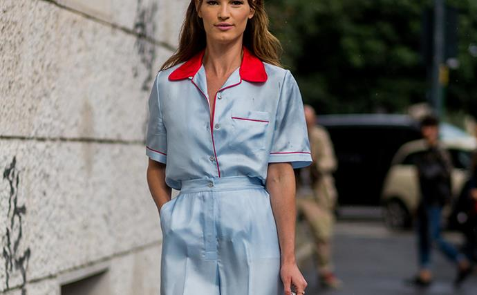 Ultra-Chic Pyjama Sets That Double As Workwear
