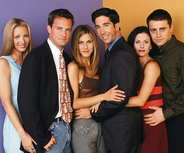 Matt Le Blanc Opens Up About The Most Bizarre Thing To Happen To 'Friends' Cast