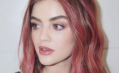 Celebrities Are Dying Their Hair Pink In Isolation Because Why Not