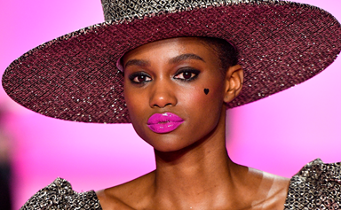 Bold, Bright Beauty Is Trending At Fashion Week