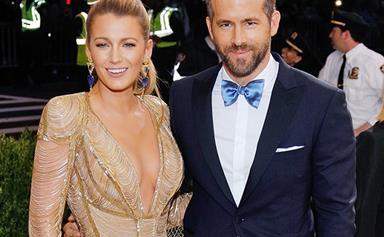 Blake Lively And Ryan Reynolds Had A Little Flirt Session On Instagram (Thanks To Martha Stewart?)