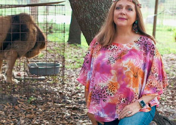 A 'Tiger King' Sequel Is Set To Investigate The Disappearance Of Carole Baskin's Husband