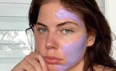 This Is The Lilac Face Mask You Keep Seeing On Instagram