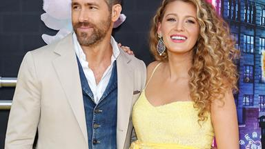 Blake Lively And Ryan Reynolds' Third Baby's Name Gets The Ultimate Debut—In A Taylor Swift Song