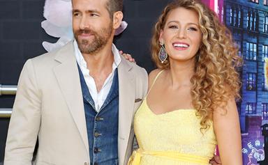 Blake Lively Trolled Ryan Reynolds' Quarantine Hair She Cut