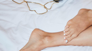 Why Now Is The Perfect Time To Try A Foot Peel