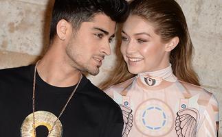 Fans Think Gigi Hadid Gave Away Her And Zayn Malik's Baby's Gender On Instagram