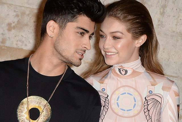 Fans Think Gigi Hadid Gave Away Her And Zayn Malik's Baby's Gender On Instagram