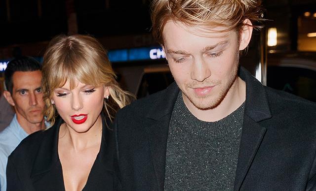Taylor Swift's Boyfriend Joe Alwyn Posted Instagram Proof They're Quarantining Together