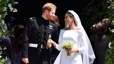 Prince Harry And Meghan Markle To Reportedly Spill The Royal Tea In A New Book