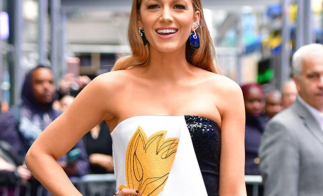 Blake Lively Had A Pretty Major Wardrobe Malfunction On 'Gossip Girl' That No One Noticed