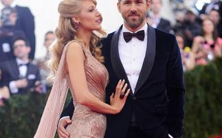 Ryan Reynolds and Blake Lively.