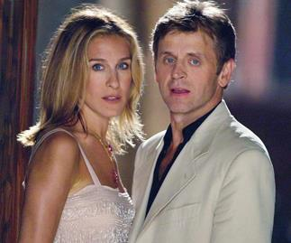 Worst TV Couples - Carrie Bradshaw and Aleksandr Petrovsky from 'Sex and The City'
