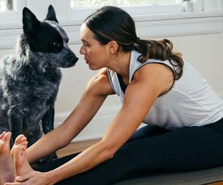 Yoga with Adriene.