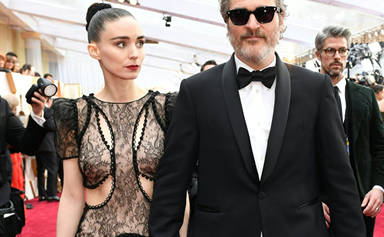 Rooney Mara And Joaquin Phoenix Are Expecting Their First Child Together