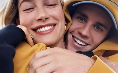 Who Knew Justin Bieber Was Surprisingly Excellent At Applying Hailey Bieber's Makeup?