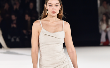 Gigi Hadid Reveals She Walked Fashion Week While Pregnant