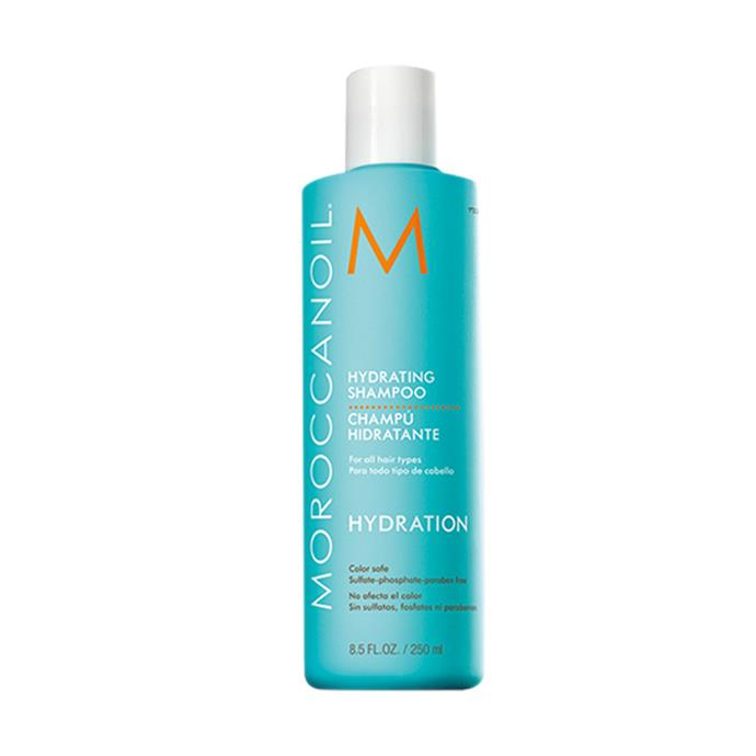 "**Second Sud** If a double cleanse is taxing on your scalp, ease off on the sulphate. This shampoo does just that, and it protective UV filters to help prolong your colour. <br><br> Moroccan Oil Hydrating Shampoo, $37.95, at [Hairhouse Warehouse](https://www.hairhousewarehouse.com.au/Moroccanoil-Hydrating-Shampoo-250mL|target=""_blank"")."