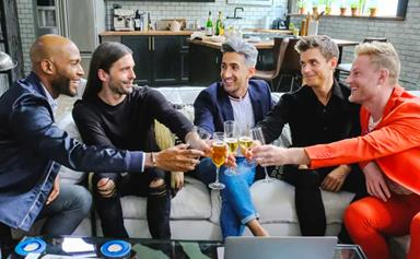 Rejoice! 'Queer Eye' Will Be Returning To Netflix For Season Six