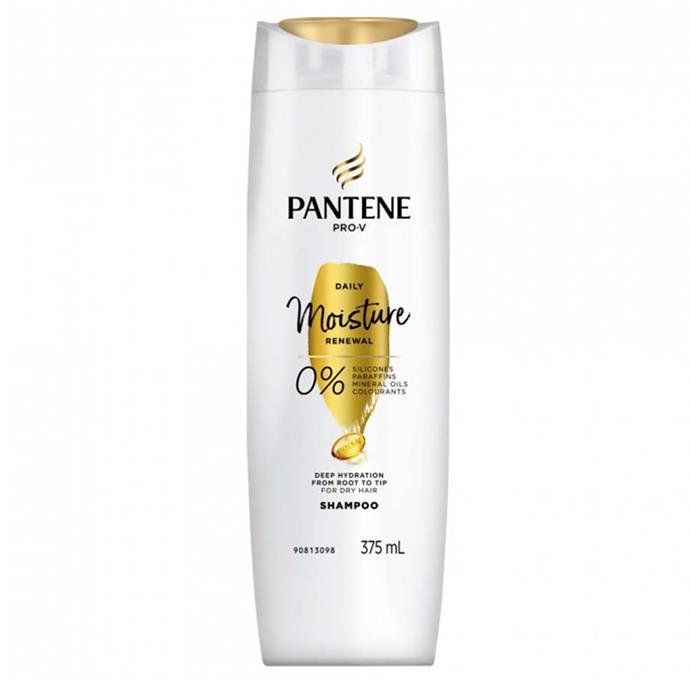"**Hydrating Shampoo** <br><br> Hair is a big concern for many women. Only one in 10 Australian women are happy with their hair every day. The newly updated Pantene Pro-V Shampoo and Conditioner range is free from silicone, paraffins, mineral oils and colourants, and is available in seven variations (each one scientifically formulated for different hair types) that allow women to address their specific hair concerns. The updated formula is packed with ultra-nourishing lipids, Pro-V B5 and anti-oxidants, ensuring hair feels soft, silky and full of body after every wash—this shampoo has our vote for one of the best hair products in Australia. <br><br> Pantene ProV Daily Moisture Renewal Shampoo, $7.99 at [Priceline](https://www.priceline.com.au/pantene-pro-v-daily-moisture-renewal-shampoo-375-ml|target=""_blank""). <br><br> *Brought to you by [Pantene](https://www.pantene.com.au/en-au