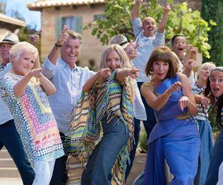 Meryl Streep in 'Mamma Mia'.