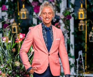 'Bachelor In Paradise' Australia 2020's Ciarran Stott.