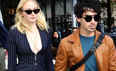 Fans Think Sophie Turner 'Confirmed' Her Pregnancy News In New Photos