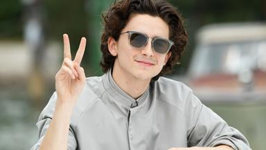 Some News You Absolutely Did Not Need: Timothée Chalamet Is Off The Market