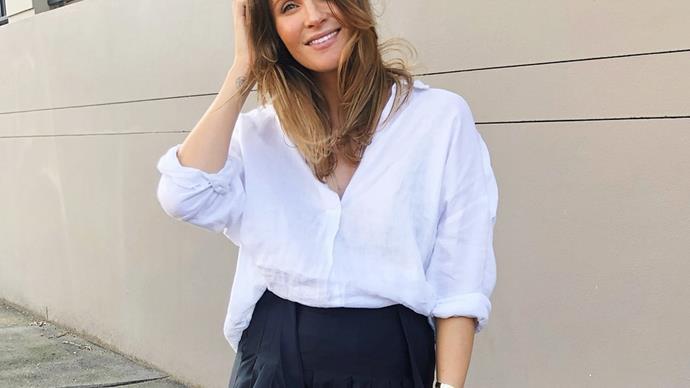 The Bachelor's Laura Byrne.