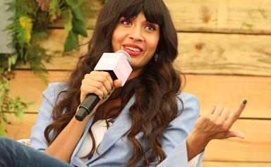 Jameela Jamil Speaks Out About Kim Kardashian's Use Of Corsets