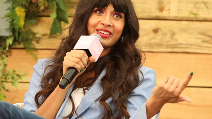 Jameela Jamil.
