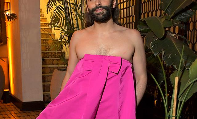 'Queer Eye's' Jonathan Van Ness Speaks Out About J.K. Rowling's Anti-Trans Comments