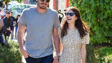 Emma Roberts Is Expecting Her First Child With Partner Garrett Hedlund