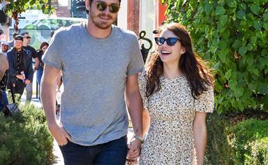 Emma Roberts Is Expecting Her First Child With Partner Garrett Hedlund
