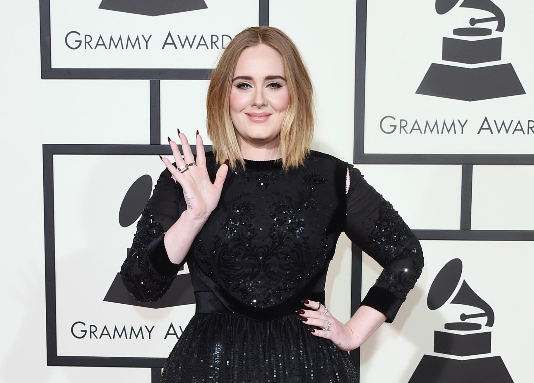 Adele and Rumoured Beau Skepta Get Their Flirt On Via Instagram