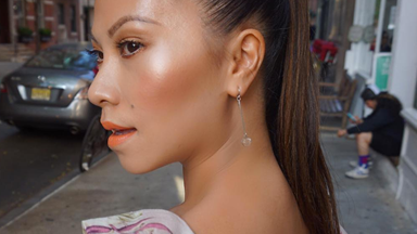 Cheek Carving: The Contour Technique That Doesn't Even Involve Bronzer