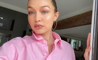 Gigi Hadid Explains How She Hid Being 6 Months Pregnant On Her Instagram Live