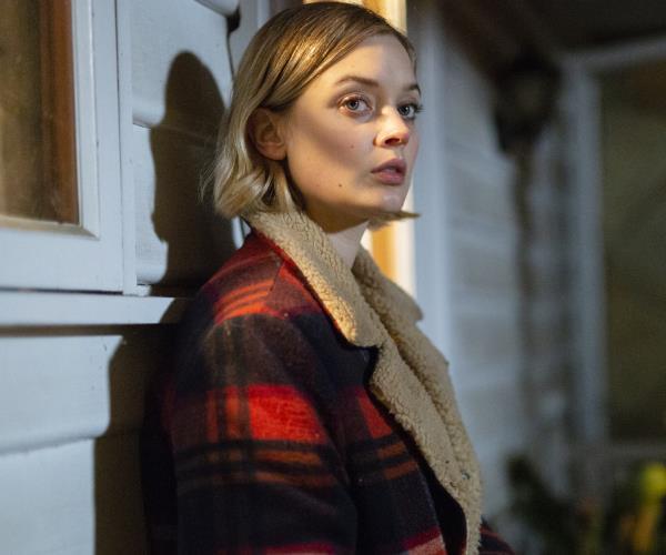 Bella Heathcote in 'Relic'.