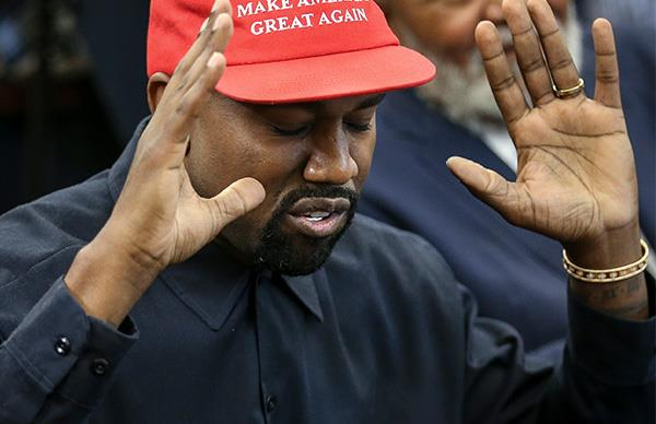 Presidential Candidate Kanye West Comes Out As Pro-life And Anti-Vaccine In Bombshell Interview