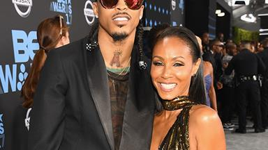 August Alsina Has Snapped Back At Jada Pinkett Smith's Comments On Their 'Entanglement'