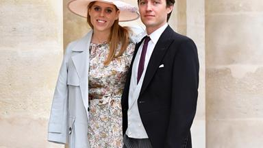 Princess Beatrice Marries Edoardo Mapelli Mozzi In Private Ceremony In Windsor
