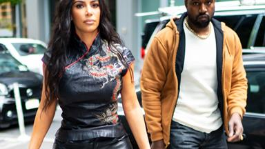 Kim Kardashian Reportedly 'Completely Devastated' That Kanye West Tweeted She Tried To 'Lock Him Up'