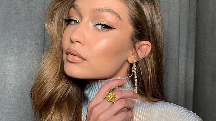 How To Get Gigi Hadid's Signature Soft-Glam Waves
