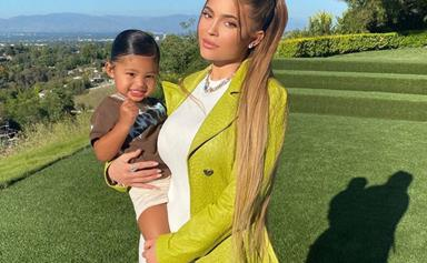 Kylie Jenner Bought Her 2-Year-Old Stormi A Reportedly $200K Pony And Twitter Is Unamused By It