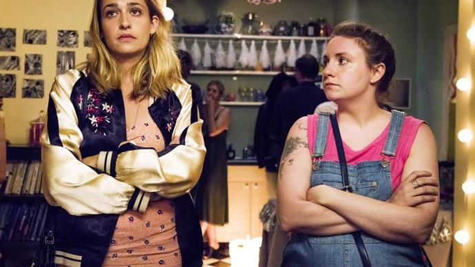 Girls HBO.