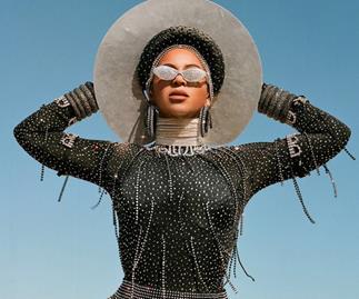 Beyoncé in 'Black Is King'.