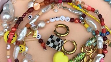 Craft Jewellery Is The Most Fun You Can Have With Iso-Fashion (Without A Tie-Dye Tracksuit)