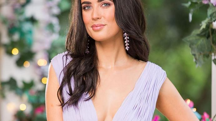 Paige from 'The Bachelor' Australia 2020.