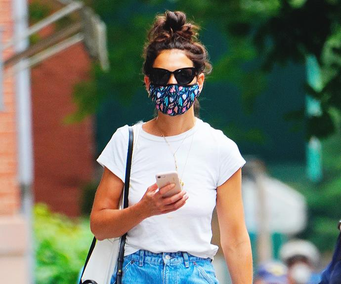 Proof That Katie Holmes Is The Ultimate Queen Of Casual Dressing