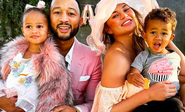 Fans Think Chrissy Teigen And John Legend Are Pregnant With Their Third Child In New Music Video